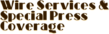 Wire Services &